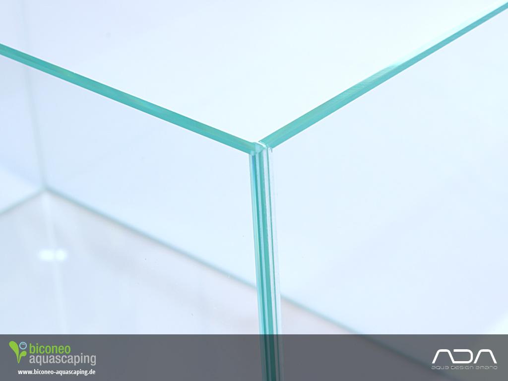 Ada Cube Garden Mini M Wei 223 Glas Aquarium