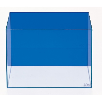 ADA Aqua Screen Rückwandfolie Normal 60-P (blue, 61 x 37 cm)