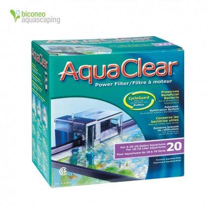 AquaClear Powerfilter 20