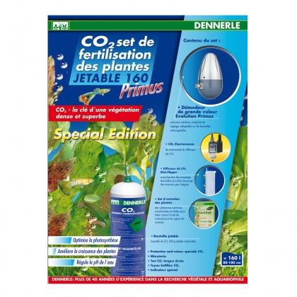 CO2 Pflanzen-Dünge-Set 160 Primus Special Edition