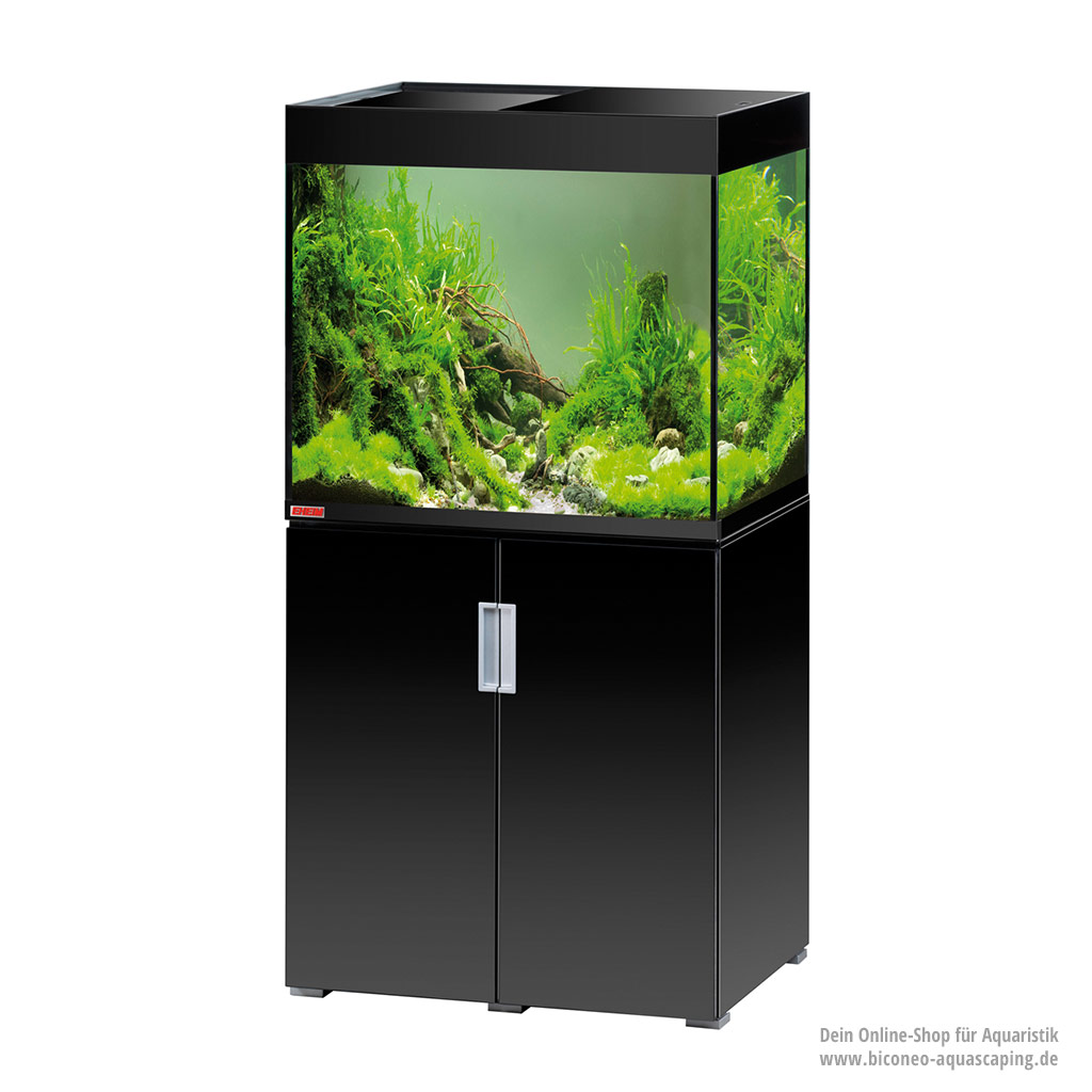 eheim incpiria 200 aquarium komplettset. Black Bedroom Furniture Sets. Home Design Ideas