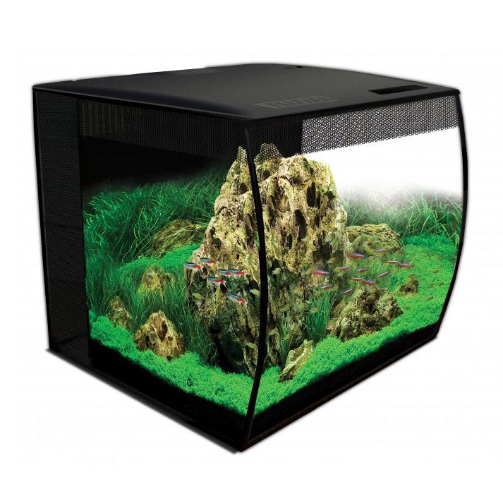 Fluval flex 57l aquarium komplettset for Aquarium komplettset