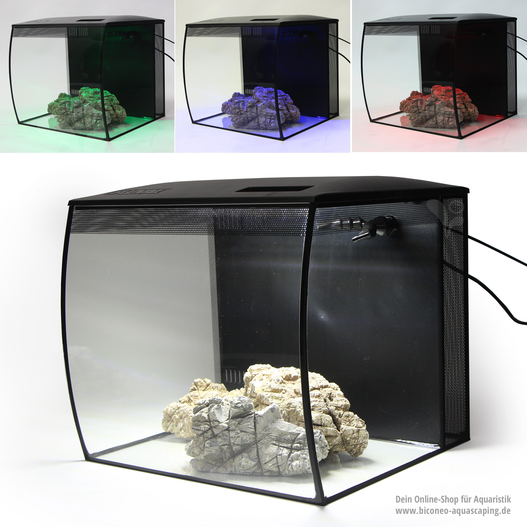 fluval flex 57l aquarium komplettset. Black Bedroom Furniture Sets. Home Design Ideas