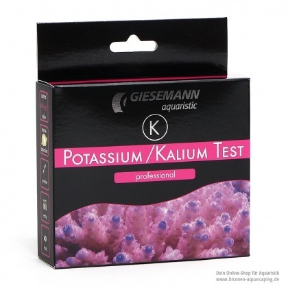 Giesemann professional Test kit K