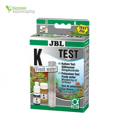 JBL K Kalium Test-Set