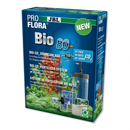 jbl proflora bio80 eco bio co2 starter set kaufen. Black Bedroom Furniture Sets. Home Design Ideas