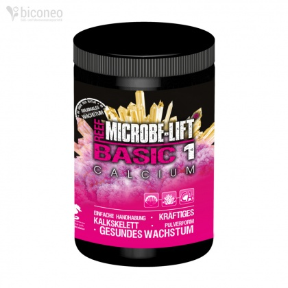 Microbe Lift Basic 1 - Calcium, 850g