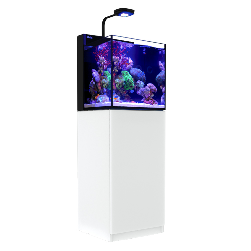 Red Sea MAX NANO Aquarienkombination weiß