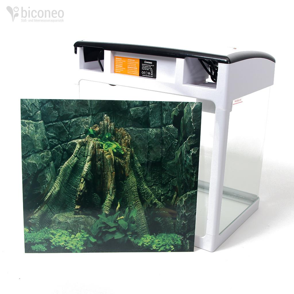 SuperFish Panorama 35 LED Aquarium