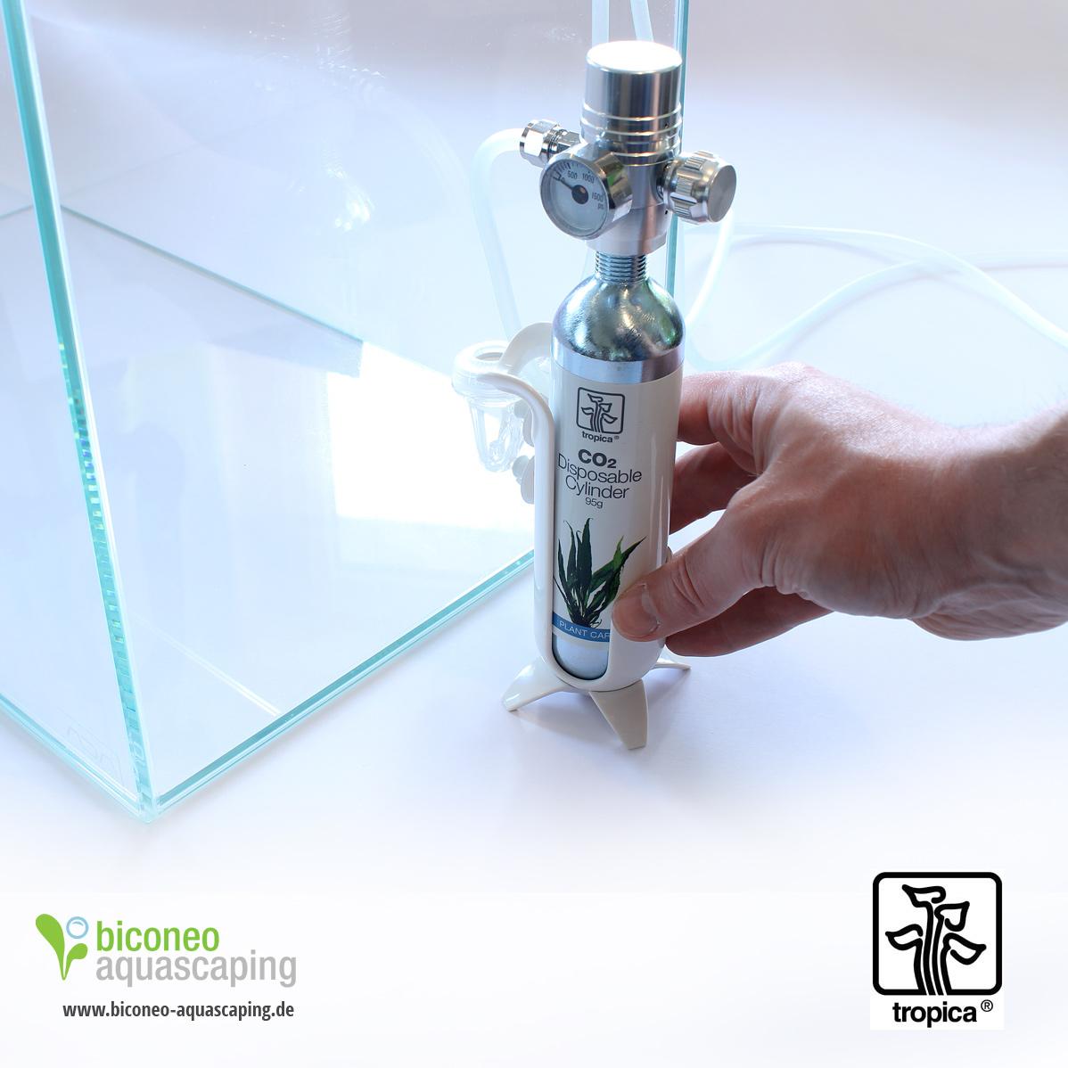 co2 anlage plant care system nano set 95g. Black Bedroom Furniture Sets. Home Design Ideas